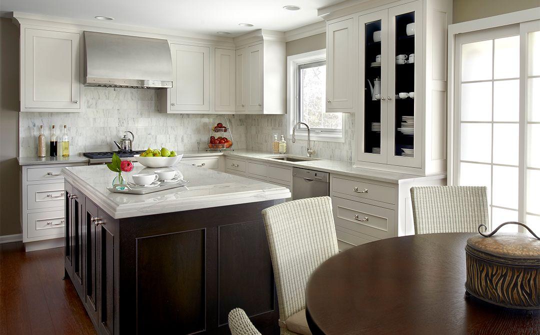 Attrayant Plain U0026 Fancy Custom Cabinetry