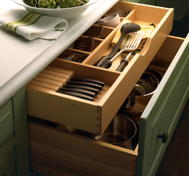Drawer In Drawer - Accessories