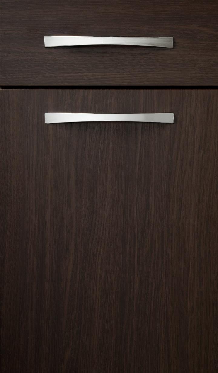 Elegante II Coffee Bean Plain & Fancy Cabinetry