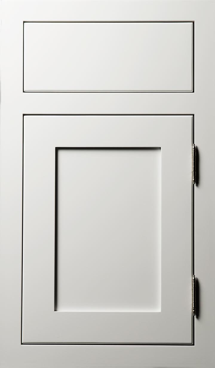 Custom Office Cabinetry Plain Fancy