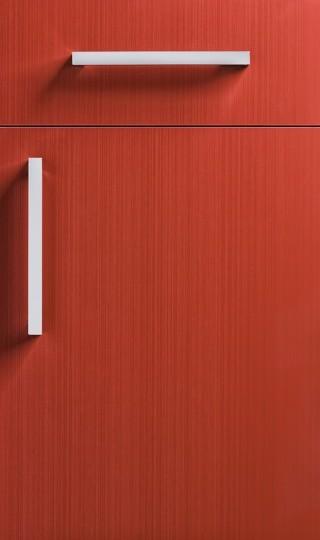 Wired Copper Level Door
