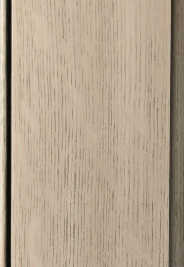Quarter sawn white oak silver shore plain fancy cabinetry
