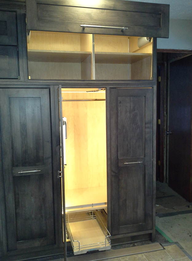 Pantry Storage Kitchen Area