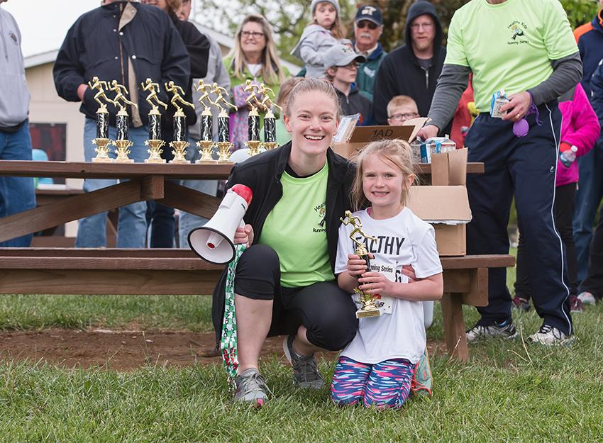 little girl wins top award