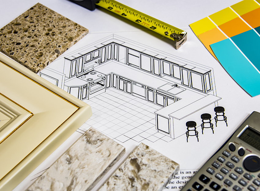 ktichen floor plan ideas