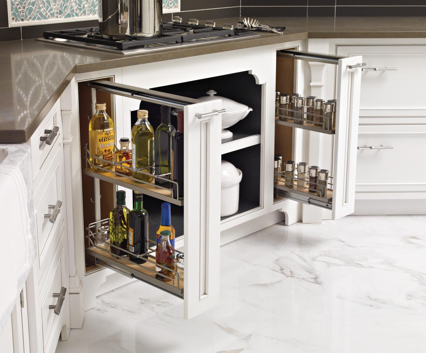 Kitchen Cabinet Accessories   Plain & Fancy