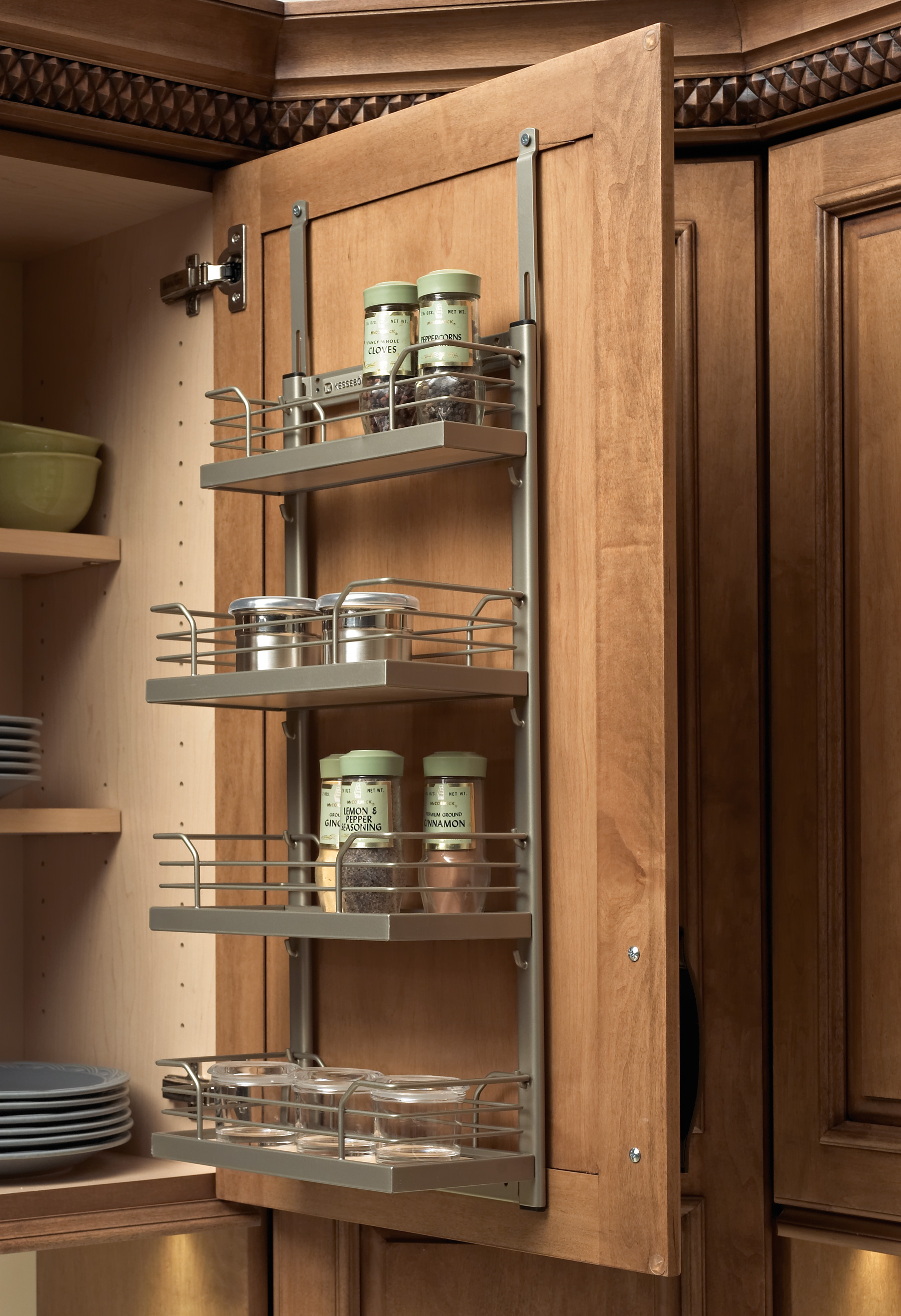 Kitchen Cabinet Accessories Plain Fancy