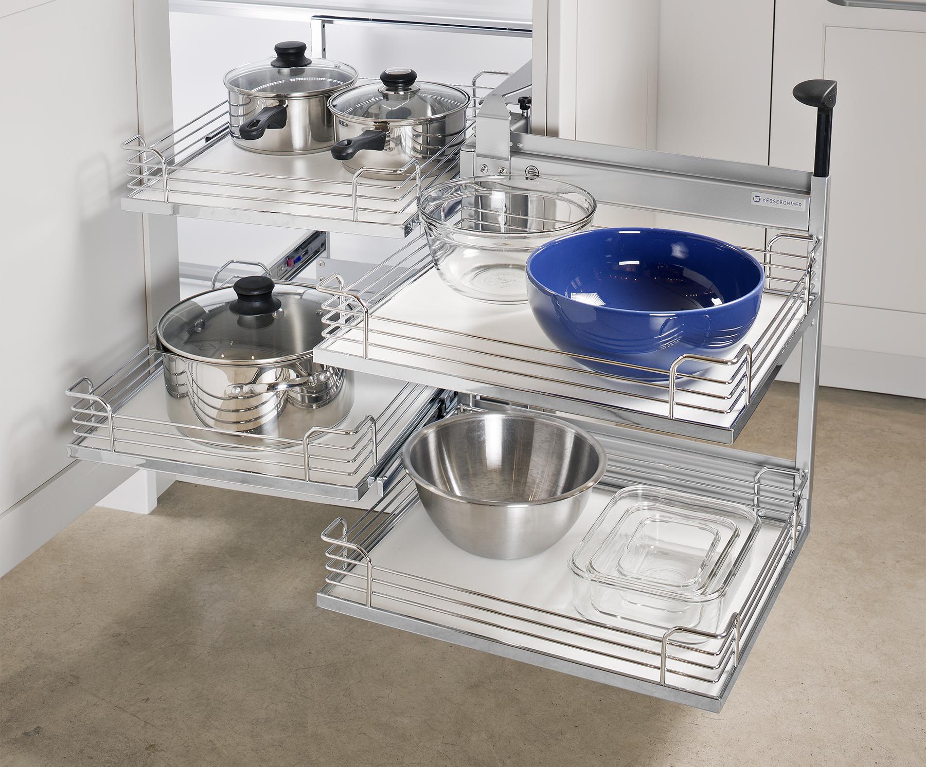 kitchen cabinet accessories plain fancy. Black Bedroom Furniture Sets. Home Design Ideas