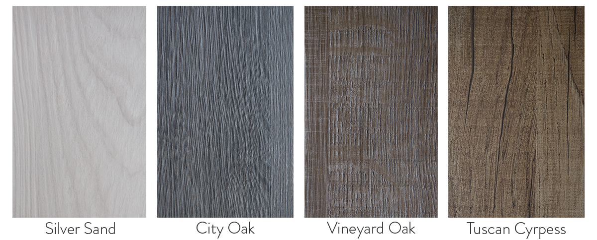 Textured Finish Samples