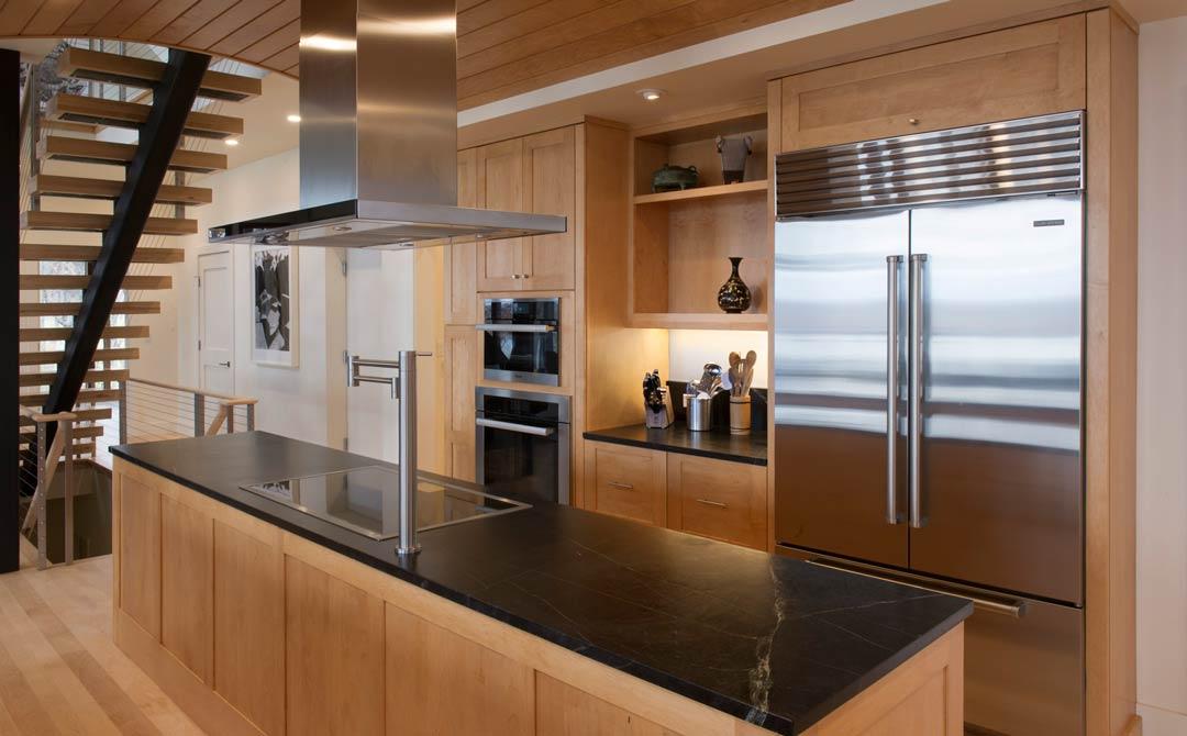 Modern Design Maple Kitchen