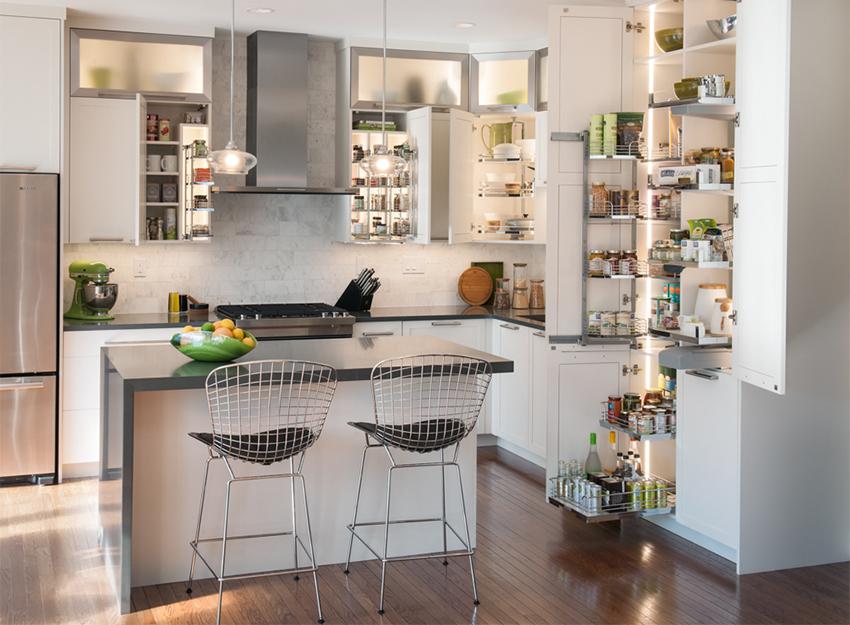 Cabinet Storage Accessories