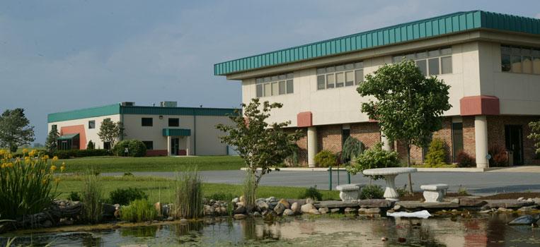 Plain Fancy Manufacturing Plant