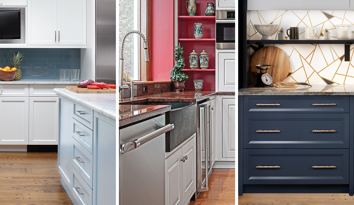 Most Popular Kitchen Cabinet Colors In 2019 Plain Fancy
