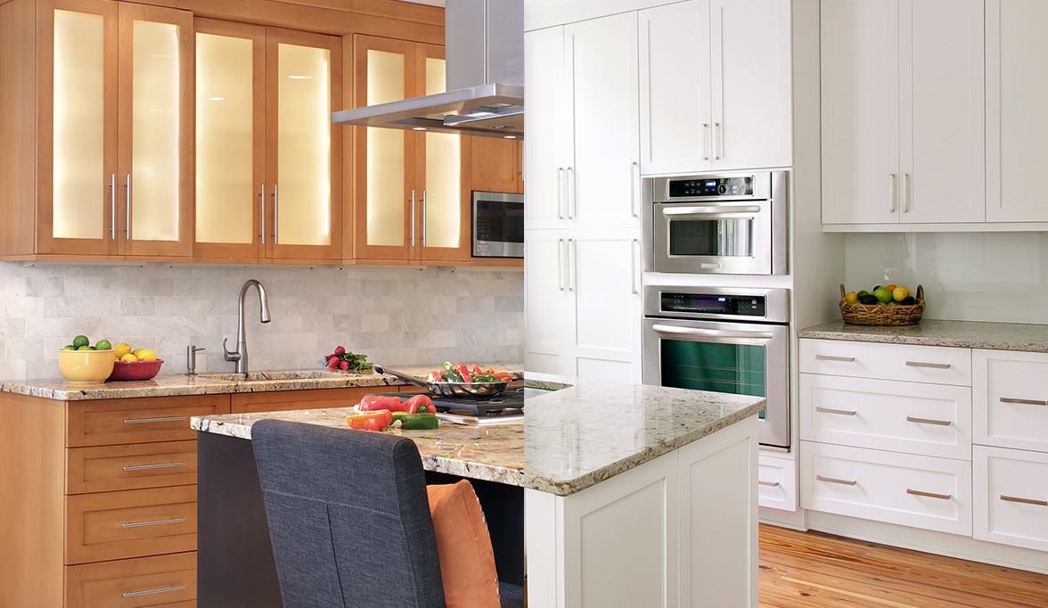 Stained vs Painted Cabinets: Which Look Is Right For You ...