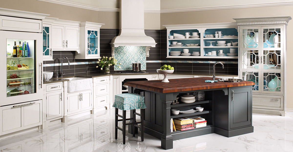 Modern chinoiserie kitchen cabinetku plain amp fancy cabinetry