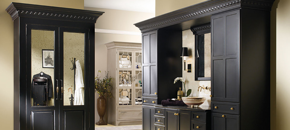 Venetian Bathroom Cabinetry