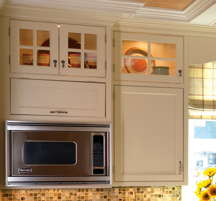 Cabinets that are the fitting attraction plain fancy for Fitting kitchen units