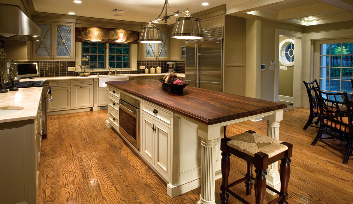 Endlessly Charming Kitchen Cabinets | Plain & Fancy Cabinetry