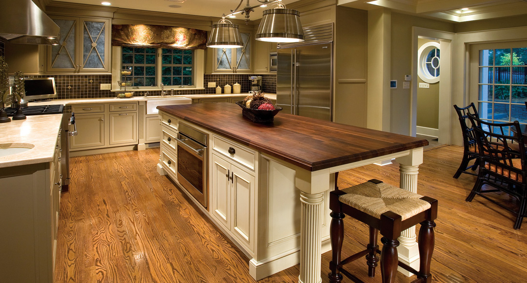 Endlessly Charming Kitchen Cabinets
