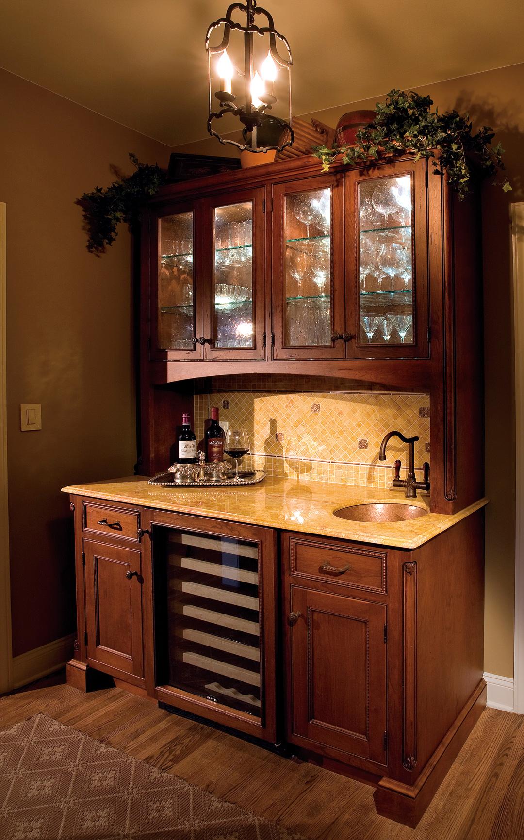 Wonderful Kitchen Hutch Cabinets with Wine 1080 x 1732 · 805 kB · jpeg