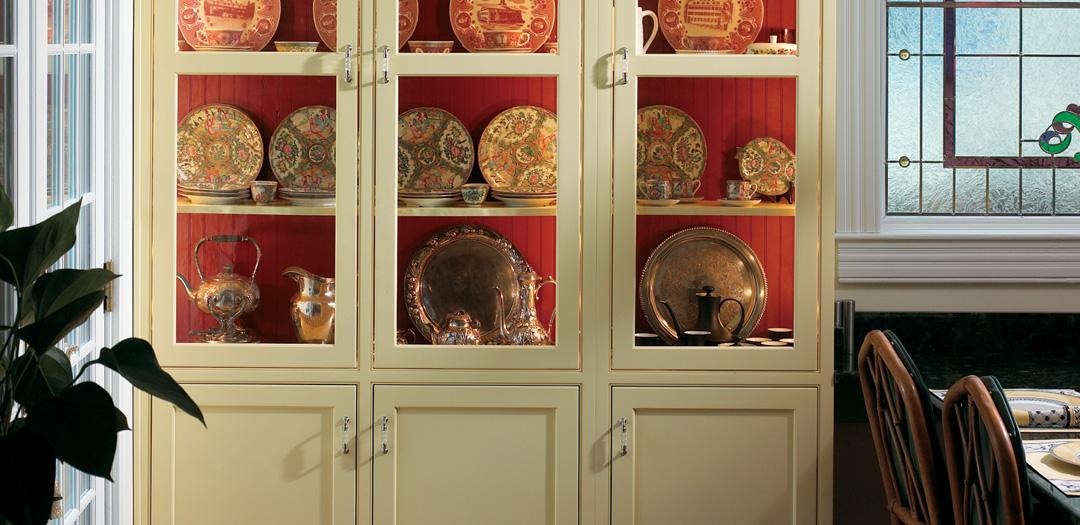 Custom Cabinetry Showcases Splendor