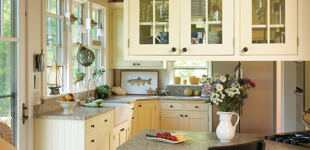 Custom Kitchen Cabinets a Dapper Destination
