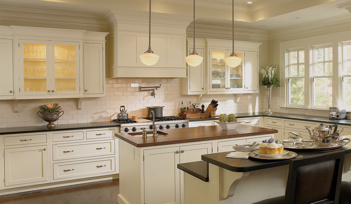 Merveilleux Open And Airy Contemporary Kitchen Cabinets