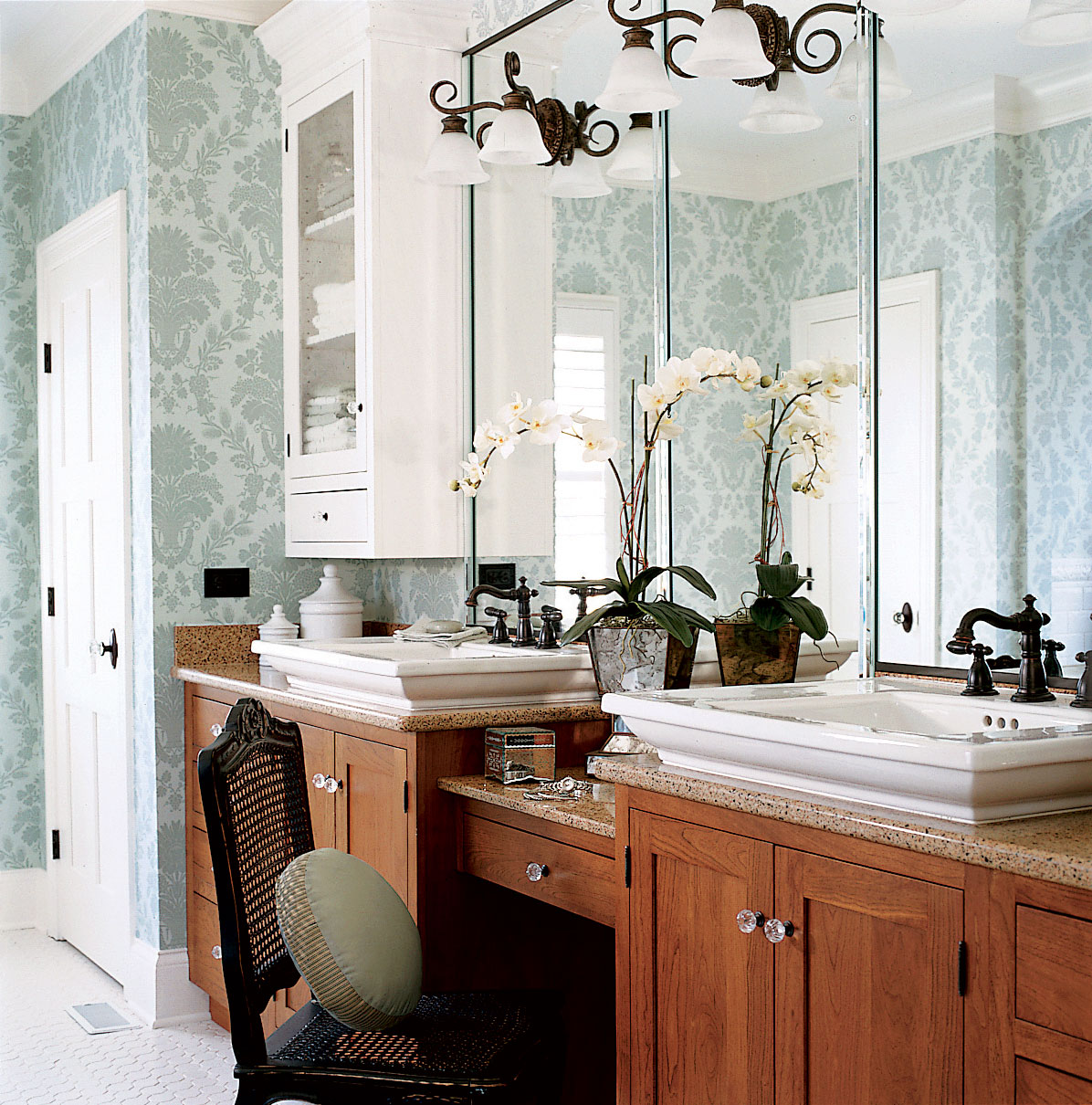 retreat with wonderful bathroom cabinets plain fancy cabinetry
