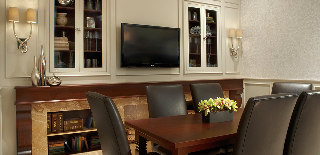 Custom Cabinetry for Your Home Office