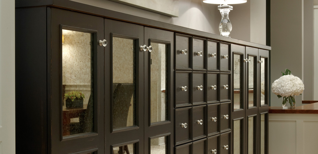 Bedroom Suite Custom Cabinetry