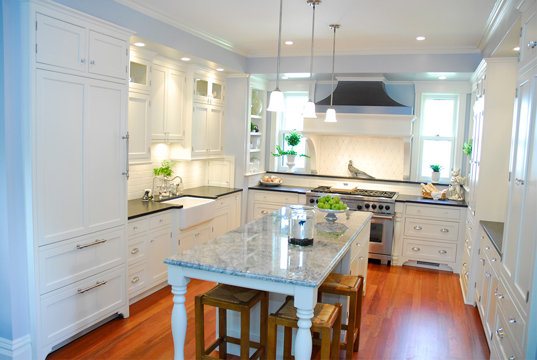 Custom Cabinetry Project Gallery | Plain & Fancy Cabinetry ...