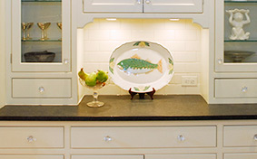 Kitchen Cabinets with Vivacious Style
