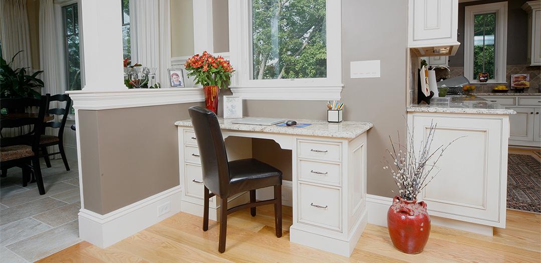 Neat and Nifty Custom Desk