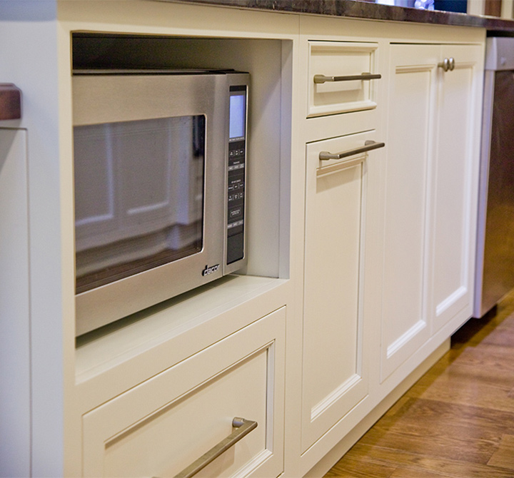 Gathering Plain & Fancy Cabinetry