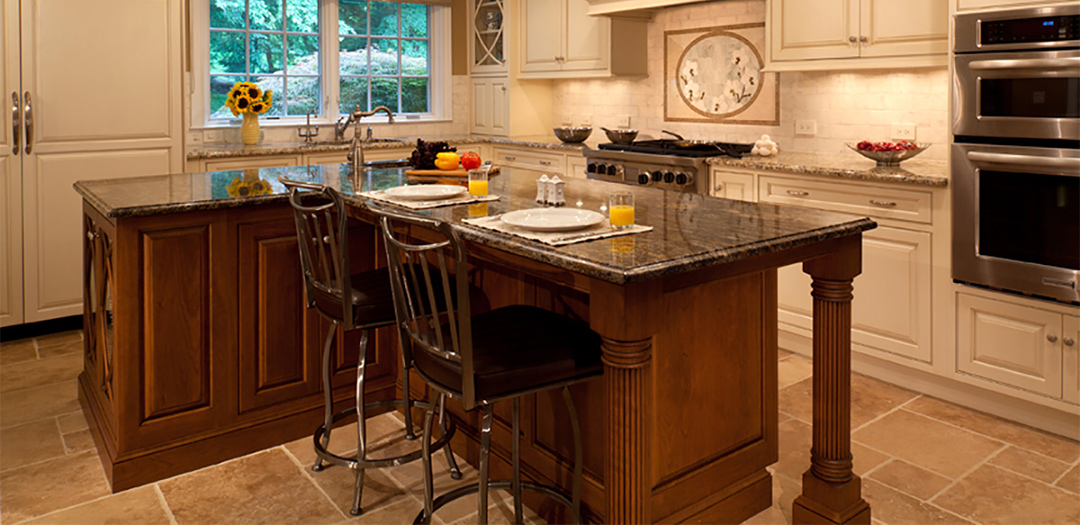 French Country Kitchen with Earthy Chic Style