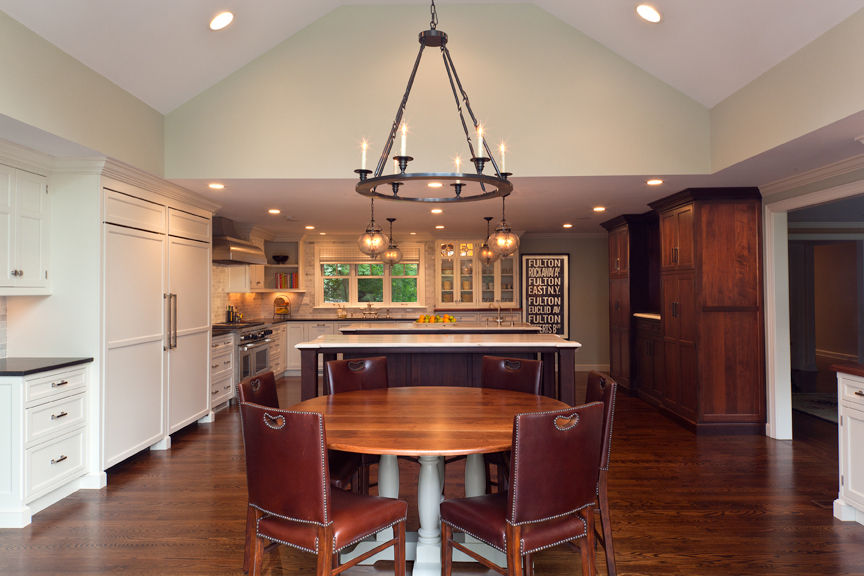 Traditional Kitchen Designs Wine Plain Amp Fancy Cabinetry