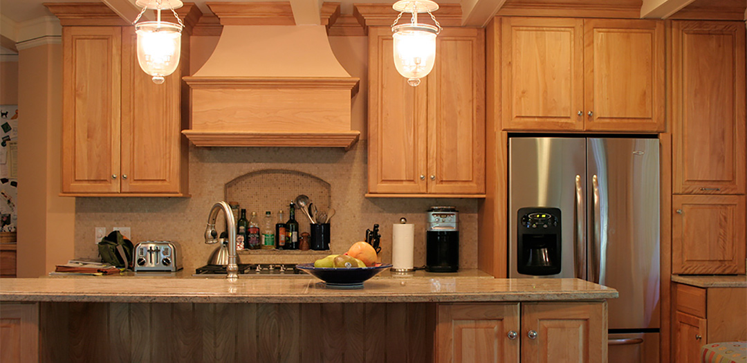 Traditional Kitchen with Natural Beauty
