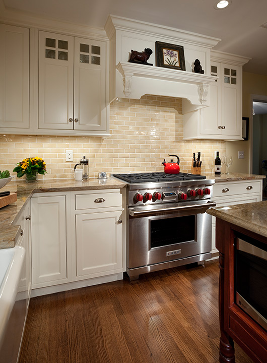Traditional cabinets with subtle sophistication plain for Buttercream kitchen cabinets