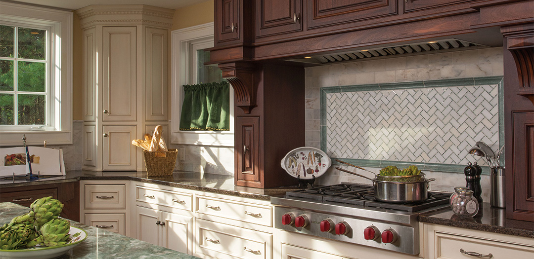 Traditional Kitchen Cabinetry That Makes a Statement