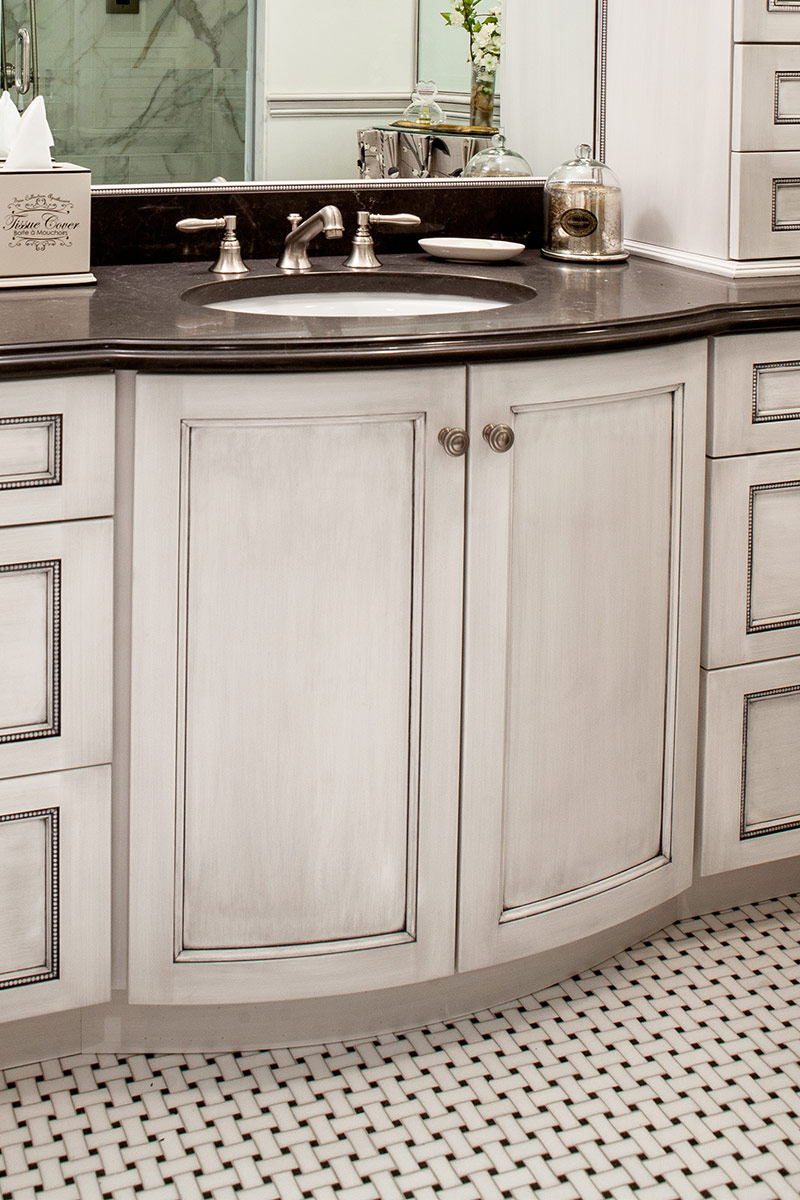 custom bathroom cabinets with form and function plain fancy