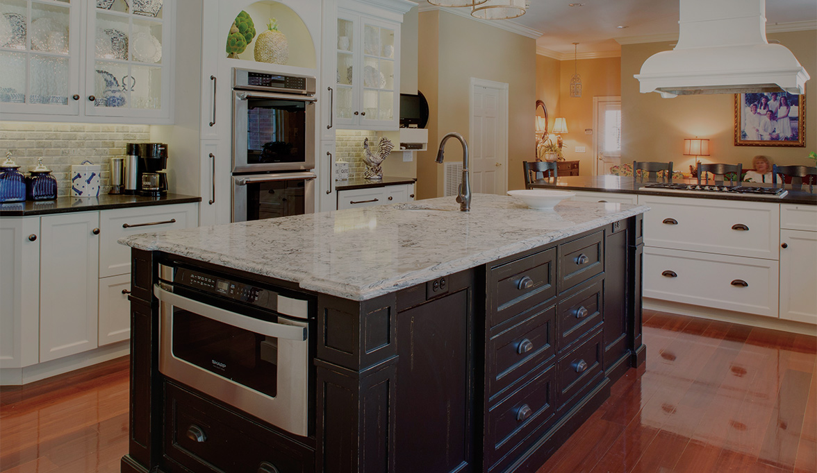 Traditional Kitchen Cabinetry with Rustic Elegance Custom Cabinetry Project | Remodel Photos & Details