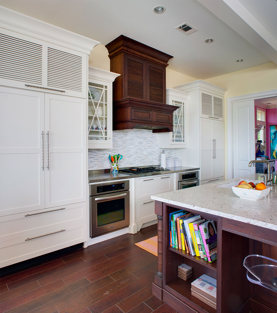 Kitchen Island Paradise In Kingsgrove: Arts & Crafts Kitchen Paradise Plain & Fancy