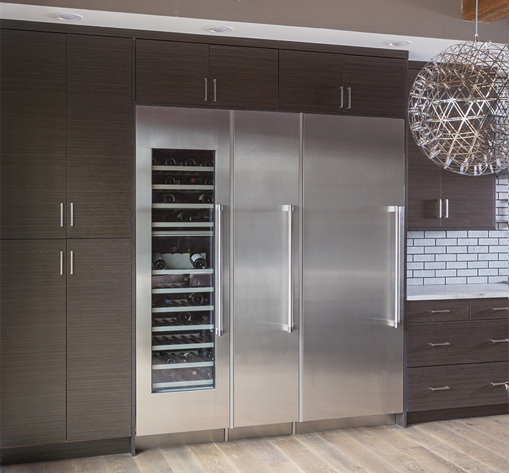 Contemporary kitchen cabinets with an industrial feel plain amp fancy