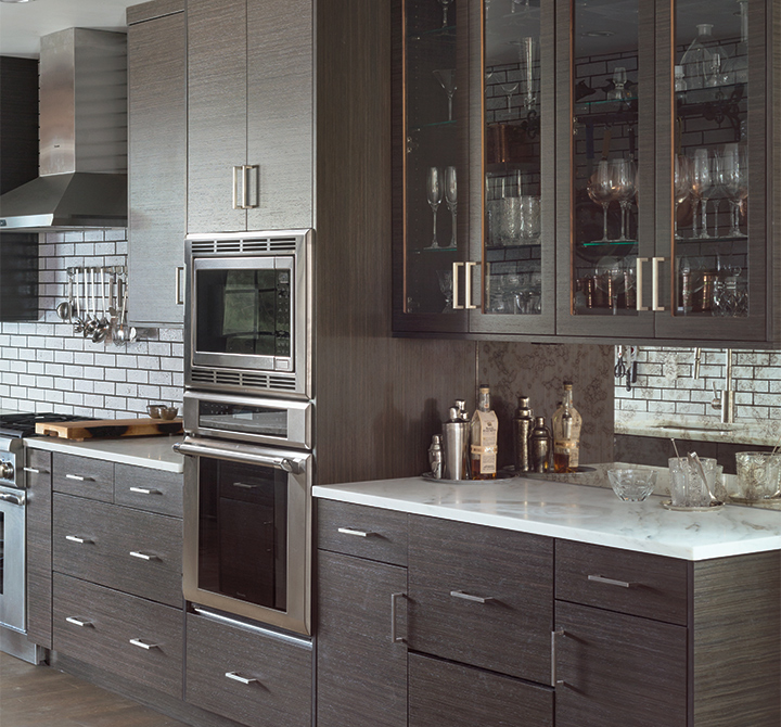Used Kitchen Cabinets Nj: Contemporary Kitchen Cabinets With An Industrial Feel
